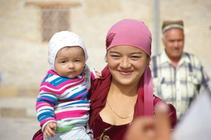 Oezbekistan familie | Tiara Tours