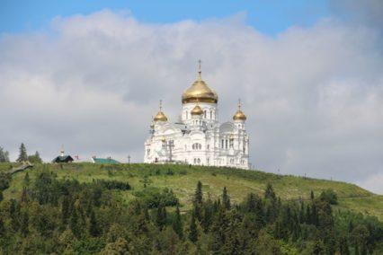 Belogorski klooster Perm