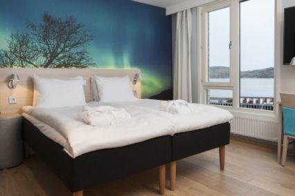 Bodo middenklasse hotel tiara tours