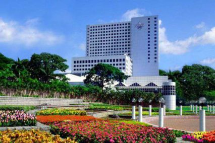 Comfortklasse hotel Hongkong