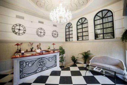 Comfortklasse hotel Jekaterinenburg