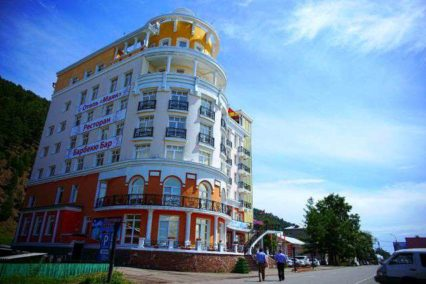 Comfortklasse hotel Listvianka