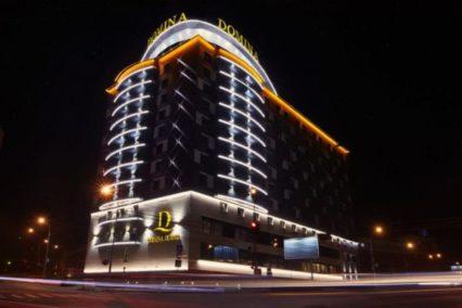 Comfortklasse hotel Novosibirsk