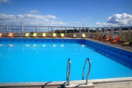 Comfortklasse hotel Olkhon Island