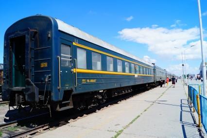 Trein Trans Mongolië Express | Tiara Tours