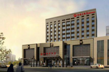 Datong middenklasse hotel