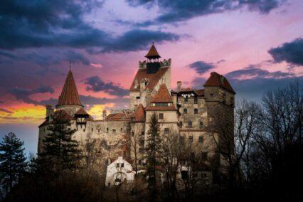 Dracula Kasteel Bran Transsylvanie