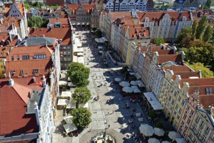 Gdansk binnenstad Tiara Tours