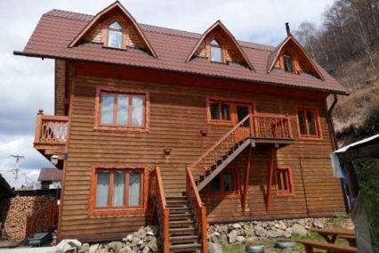 Guesthouse Listvianka