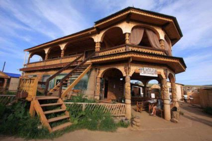 Guesthouse Olkhon Island