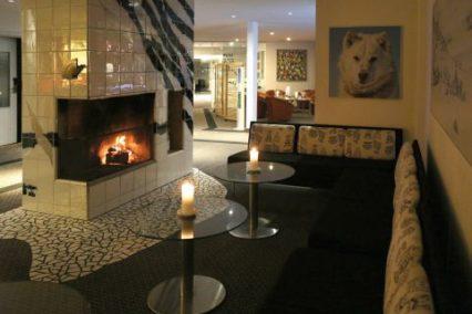 Ilulissat middenklasse hotel tiara tours