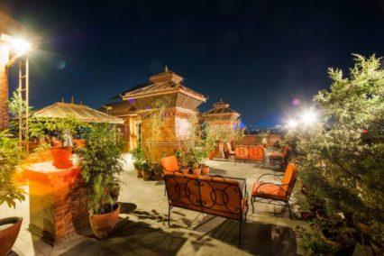 Kathmandu Middenklasse hotel B