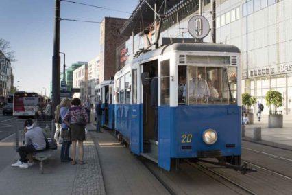 Krakau tram