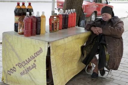 rusland-slapende-vrouw