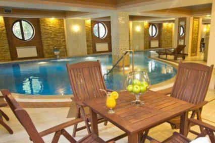 Middenklasse hotel Almaty