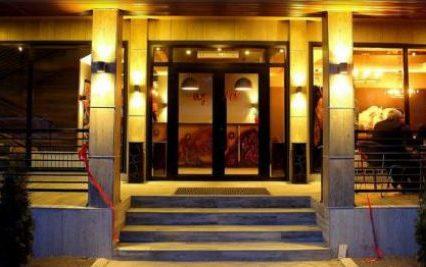 Middenklasse hotel Bishkek