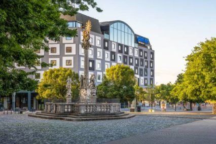 Middenklasse hotel Bratislava