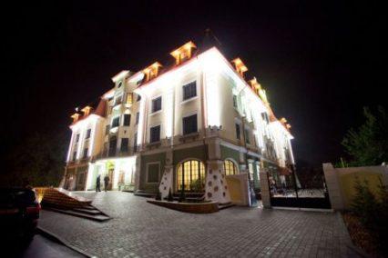 Middenklasse hotel Brest 2