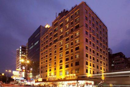 Middenklasse hotel Hongkong