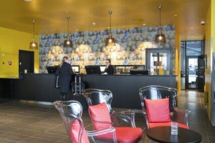 Middenklasse hotel Kirkenes 1