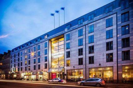 Middenklasse hotel Kopenhagen