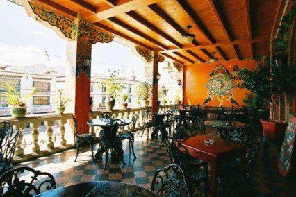 Middenklasse hotel Lhasa