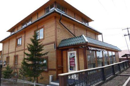 Middenklasse hotel Listvianka