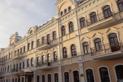 Middenklasse hotel Minsk 3
