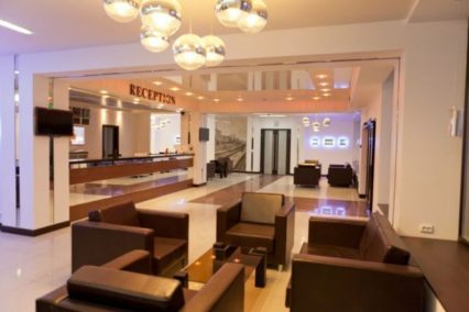Middenklasse hotel Moermansk 1