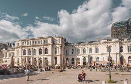 Middenklasse hotel Oslo