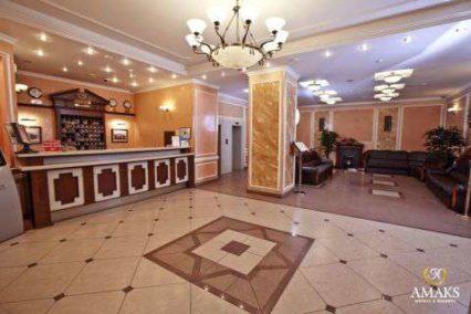 Middenklasse hotel Perm