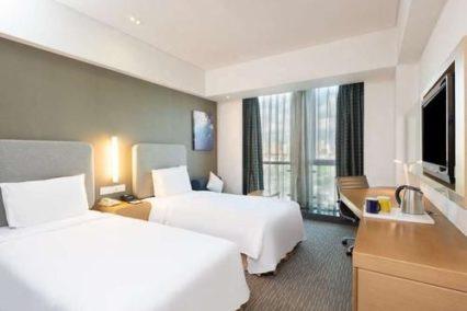 Middenklasse hotel Shanghai