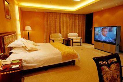 Middenklasse hotel Zhangjiajie 2