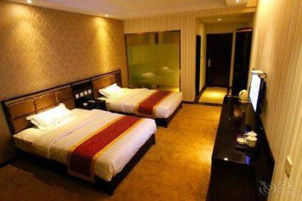 Middenklasse hotel songpan