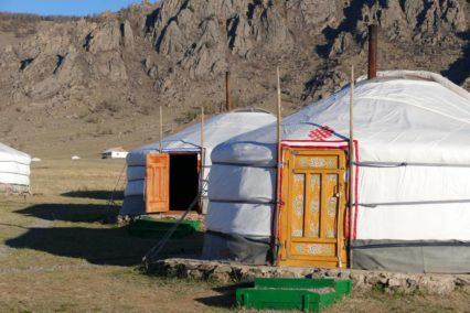 Mongolië Terelj N.P. gertenten Tiara Tours 2
