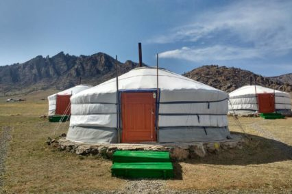 Mongolië Terelj N.P. gertenten Tiara Tours