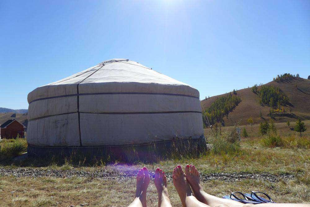 Mongolie Terelj Gertent Relaxen Tiara Tours