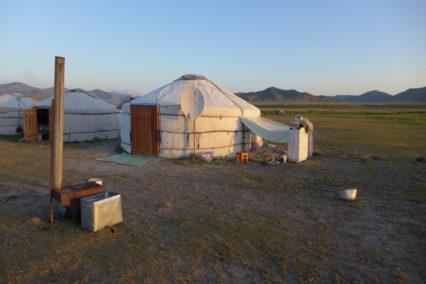 Mongolie nomaden Tiara Tours