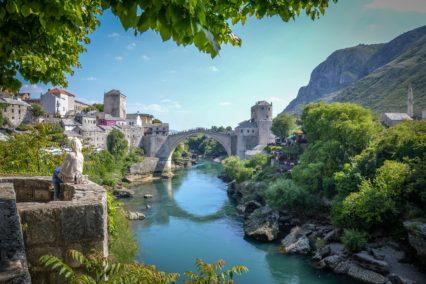 Mostar bridge Bosnia Tiara Tours