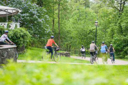 Oslo Highlights by bike