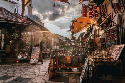 Sarajevo city Bosnia Tiara Tours