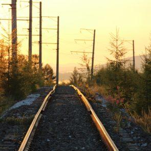 Trans Siberische spporlijn