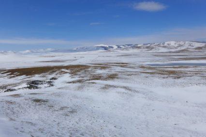 Steppe winter Mongolië - Tiara Tours