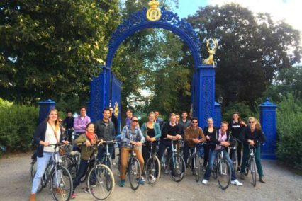 Stockholm Bike Stockholm at a glance Tiara Tours