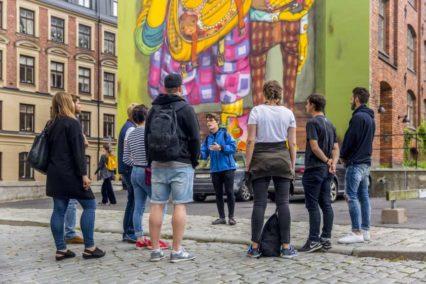 Stockholm Hipstoric Sodermalm Tiara Tours
