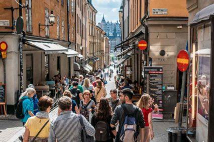 Stockholm Old Town Walk Tiara Tours