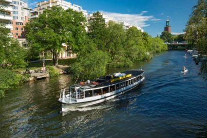 Stockholm Under the bridges of Stockholm Tiara Tours