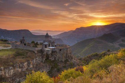 Tatev Armenië Tiara Tours