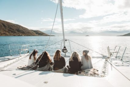 Tromso Arctic Fjord sailing 2 Tiara Tours