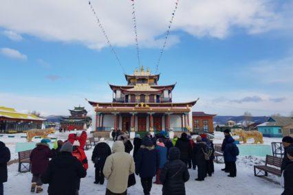 Ulan Ude klooster Ivolginsky Datsan Tiara Tours